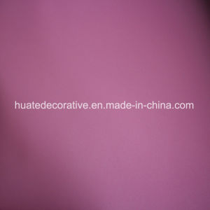 Printed Paper with Solid Color for Furniture Decorated, Customized Color