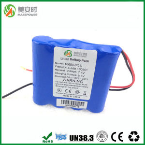 4 Cells Lithium Ion Battery 7.4V 4400mAh