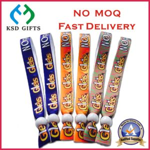 Custom Print Tubular Polyester Event Wrist Band (KSD-1143) pictures & photos