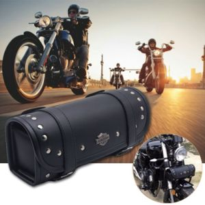 Motorcycle Tool Bag >> Hot Sales Tool Luggage Bags Motorbike Storage Bag Motorcycle Tool Saddle Storage Universal Motorcycle Saddle Bag Universal Black Leather Tool Roll