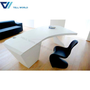 Hot Sale Executive Acrylic Office Desk pictures & photos