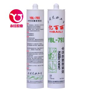 Neutral Weatherproof Silicone Sealant (YBL-793) pictures & photos