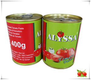 Canned Tomato Paste Tin Tomato Paste for Ghana pictures & photos