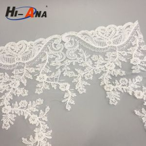 Trade Assurance Good Price Embroidery Lace Applique pictures & photos