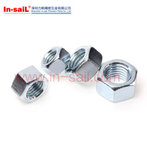 ISO4032 Hex Nut Zp Used with Alloy Steel pictures & photos