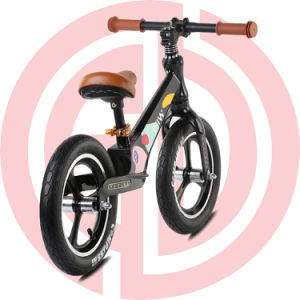 Lightweight Balance Bike, Kids Training Bicycle with Height, No-Pedal