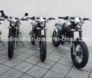 Tracker Euro4 Homologated 125cc Street Legal Road Use Retro ECE Motorcycle Vintage EEC