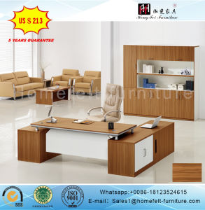 Complicated Design Mdf Office Furniture Boss Table Executive Desk