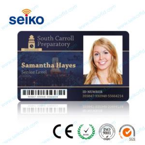 Photo Printing Oem Portrait Sample - Card For Cards Id Employee China Card