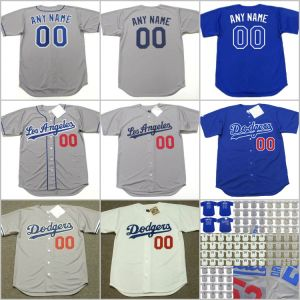 reputable site 1c794 2f7b9 Tommy Lasorda Steve Garvey Ron Cey Dodgers Baseball Throwback Jersey