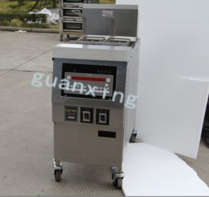 Chips Fryer (equip oil filter system) pictures & photos
