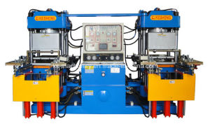 Vacuum Hydraulic Press Rubber Equipment for Rubber Band Seals (20V3) pictures & photos