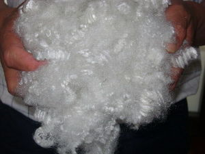 Hcs PSF (Hollow Conjugated Siliconized Polyester Staple Fiber) pictures & photos