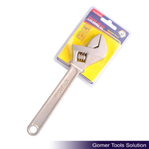 Adjustable Wrench with Good Quality (T01357)