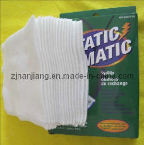 Nonwoven Household Disposable Cleaning Static Wipes pictures & photos