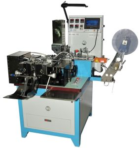 Ultrasonic Multi-Function Label Cutting and Folding Machine (WS-586U) pictures & photos