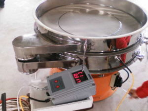 Chemical Ultrasonic Vibrating Screen for Super-Fine Powder pictures & photos