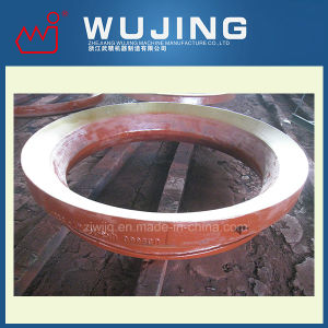 Mining Equipment High Manganese Steel Casting Cone Crusher Concave