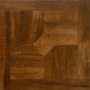 12.3mm AC4 Art Parquet Laminate Flooring pictures & photos