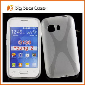 Soft Tpu Cell Phone Case For Samsung Young 2 G130