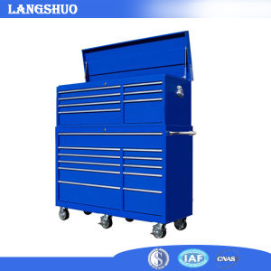 Metal Drawer Tool Storage Cabinet, Tool Chest