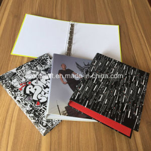 "Custom 1.5 "" A4 23 Ring Binder Paper File Folders pictures & photos"