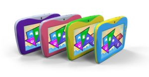 "10"" Kids Tablet PC with Children Educational Apps Capacitive Screen Dual Camera WiFi Android OEM"
