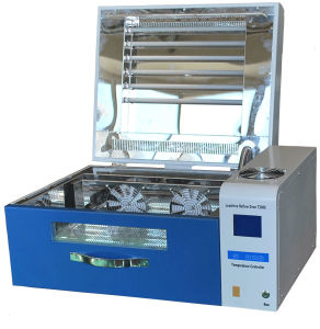 Desk Small Lead Free Reflow Oven with Temperature Testing Function pictures & photos