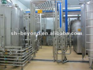 1t/H Milk Production Line pictures & photos