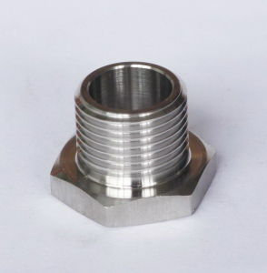 Stainless Steel 1/2 Male Thread Reducing Bushing 304 316