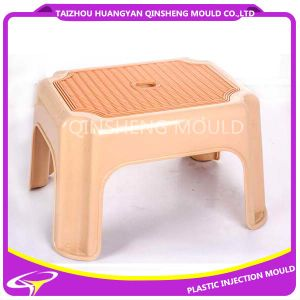 Plastic Injection Big Fat Rattan Stool Mold