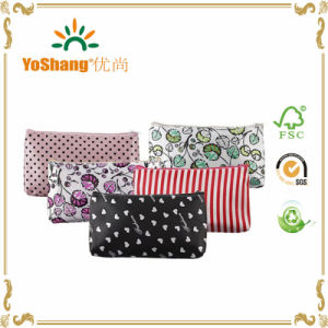 Women′s Waterproof Cosmetic Coin Cellphone Makeup Cloth Pouch Bag Purse Case pictures & photos