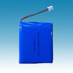 7.4V/3.3ah Lithium Ion Polymer Battery Packs