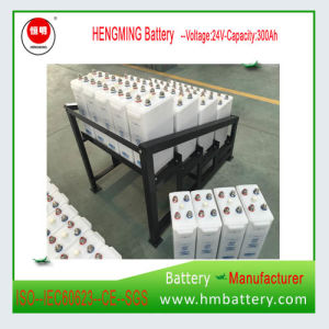 1.2V Nife Battery 400ah Low Discharge Rate pictures & photos