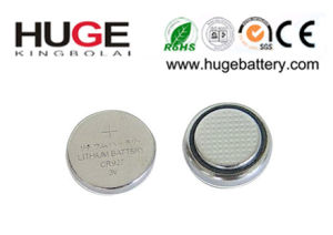 3.0V Lithium Button Cell CR927 pictures & photos
