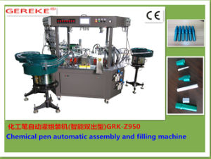 Chemical Pen Automatic Assemlby and Filling Machine pictures & photos