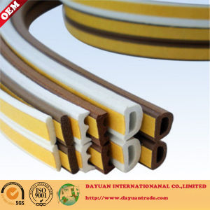 Self Adhesive Rubber Seal Strip-White Rubber Door Seal