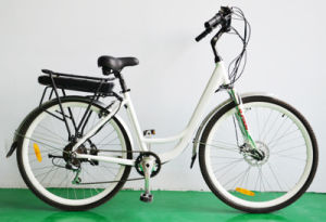 Europe Model Cheap City Electric Bike pictures & photos