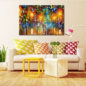 China 2016 Famous For Living Room Handmade Nature Artwork Oil Painting China Oil Painting And Decoration Price