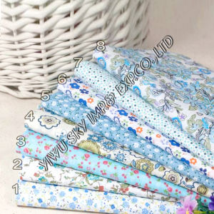 High-Grade Polyester Print Fabric for Ladies Fashion pictures & photos
