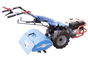 Multifunctional Petrol Rototiller Farm Mini Cultivator Rotovator Tiller, Mower, Ridger, Hiller, Seeder, Plough, Grass Cutter pictures & photos