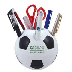 Premium Gift Football Pen Holder for Children