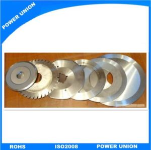 Circular Round Knife Blade for Cutting Leather pictures & photos
