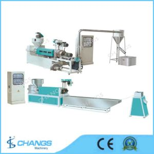 Sj-90 Plastic Recycling Production Line Machine pictures & photos