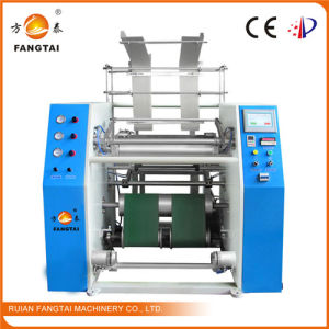 Fangtai Fts-500 Stretch Film Rewinding Machine pictures & photos