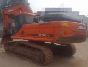 Good Working Condition Used Excavator Doosan LC380LC-9 pictures & photos