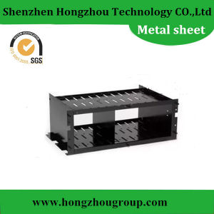 Laser Cutting Sheet Metal Part with Fiber Sheet pictures & photos