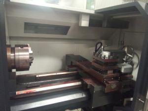 Heavy Duty Metal Cutting CNC Machine pictures & photos
