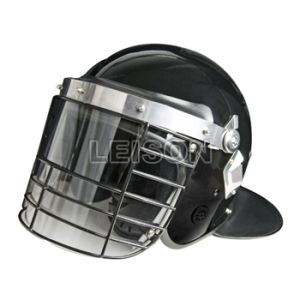 PC/ABS Material Anti Riot Helmet with ISO Standard pictures & photos