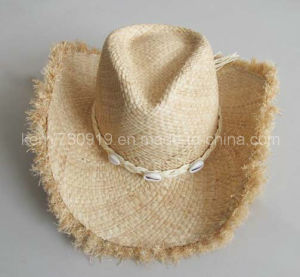 Fashional Characteristic Australia Straw Surf Hat 9 (DH-LH91212)